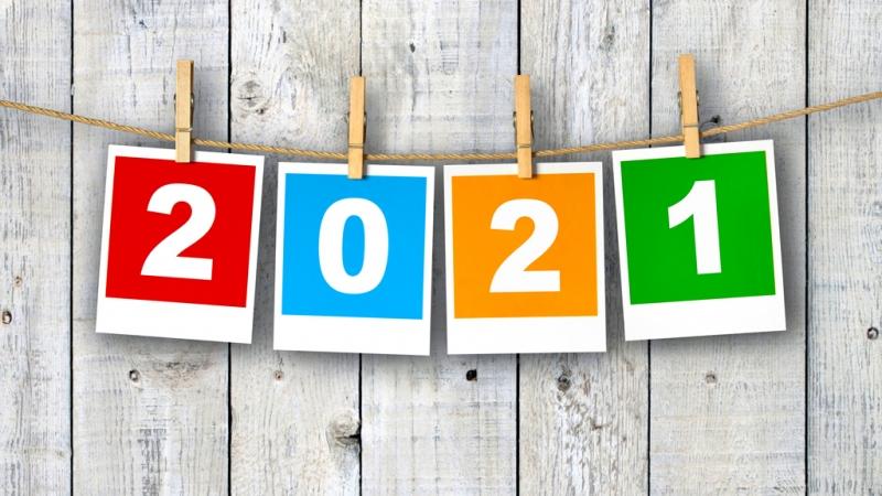 ZILE ȘI DATE IMPORTANTE ÎN 2021!