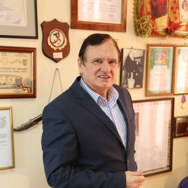 PROF.DR.DOREL COSMA: DE SĂRBĂTORI, BISTRIȚA A FOST STRĂLUCITOARE, LA FEL CA VIENA. PALATUL CULTURII VA FI UNUL DINTRE REPERELE  ORAȘULUI