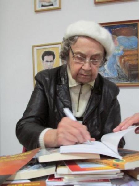 UN SPIRIT IMPETUOS - VIRGINIA BRĂNESCU