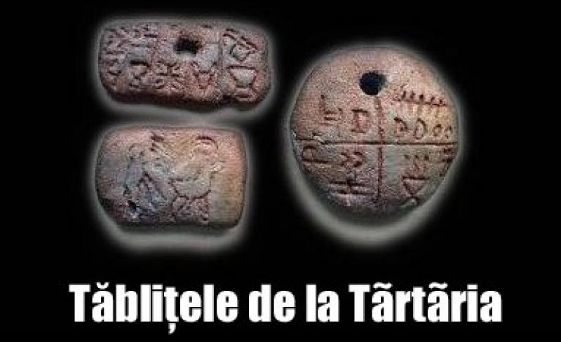 SCRISOARE DESCHISĂ POPORULUI ROMÂN - MESAJUL TĂBLIȚELOR DE LA TĂRTĂRIA