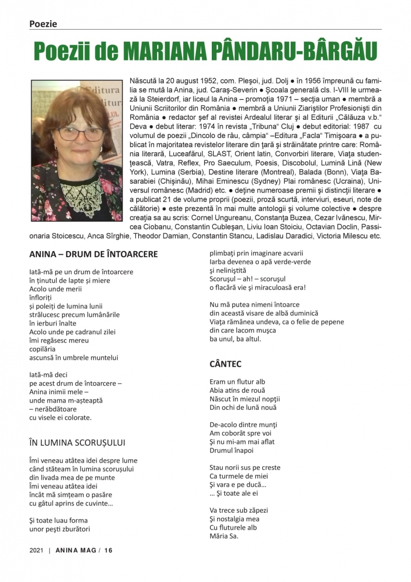 MARIANA PÂNDARU-BÂRGĂU
