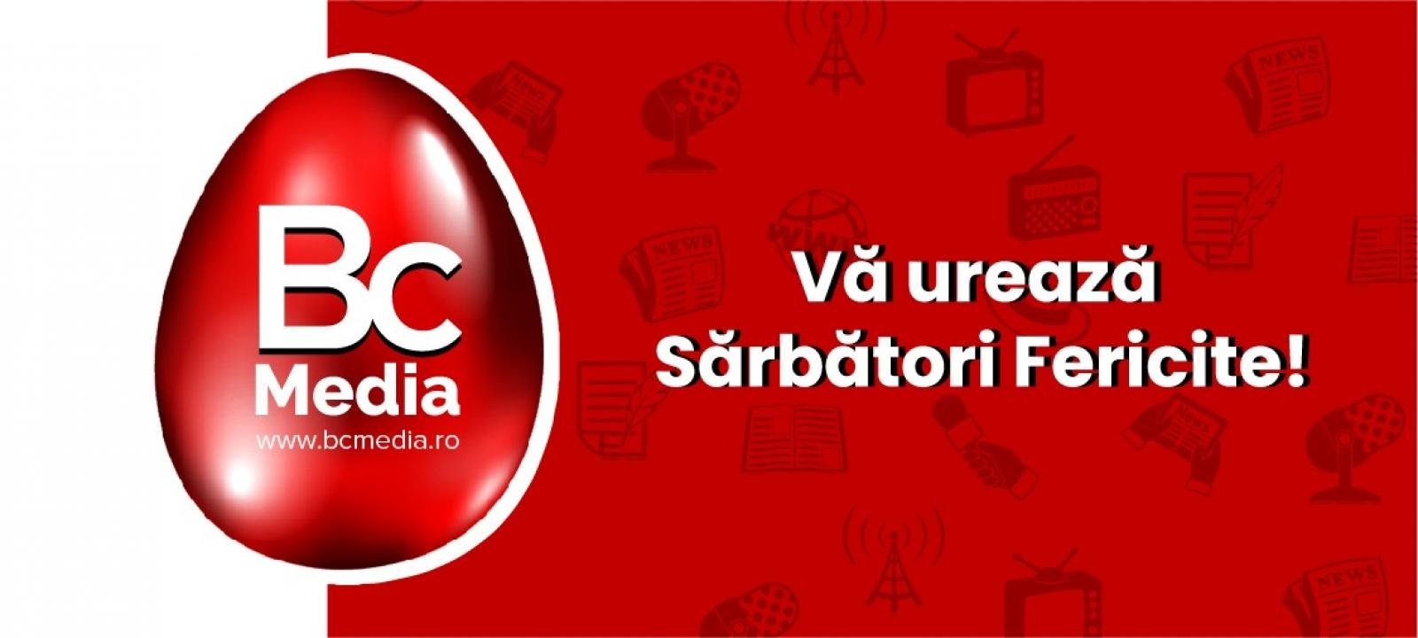 SĂRBĂTORI BINECUVÂNTATE!