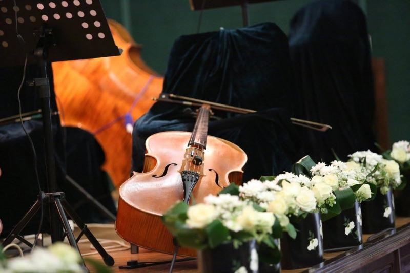 """""""TRAFFIC STRINGS"""" ȘI """"BĂRBIERUL DIN SEVILLA"""" LA """"ZILELE OPEREI - CONSTANTIN PAVEL"""" 2017"""