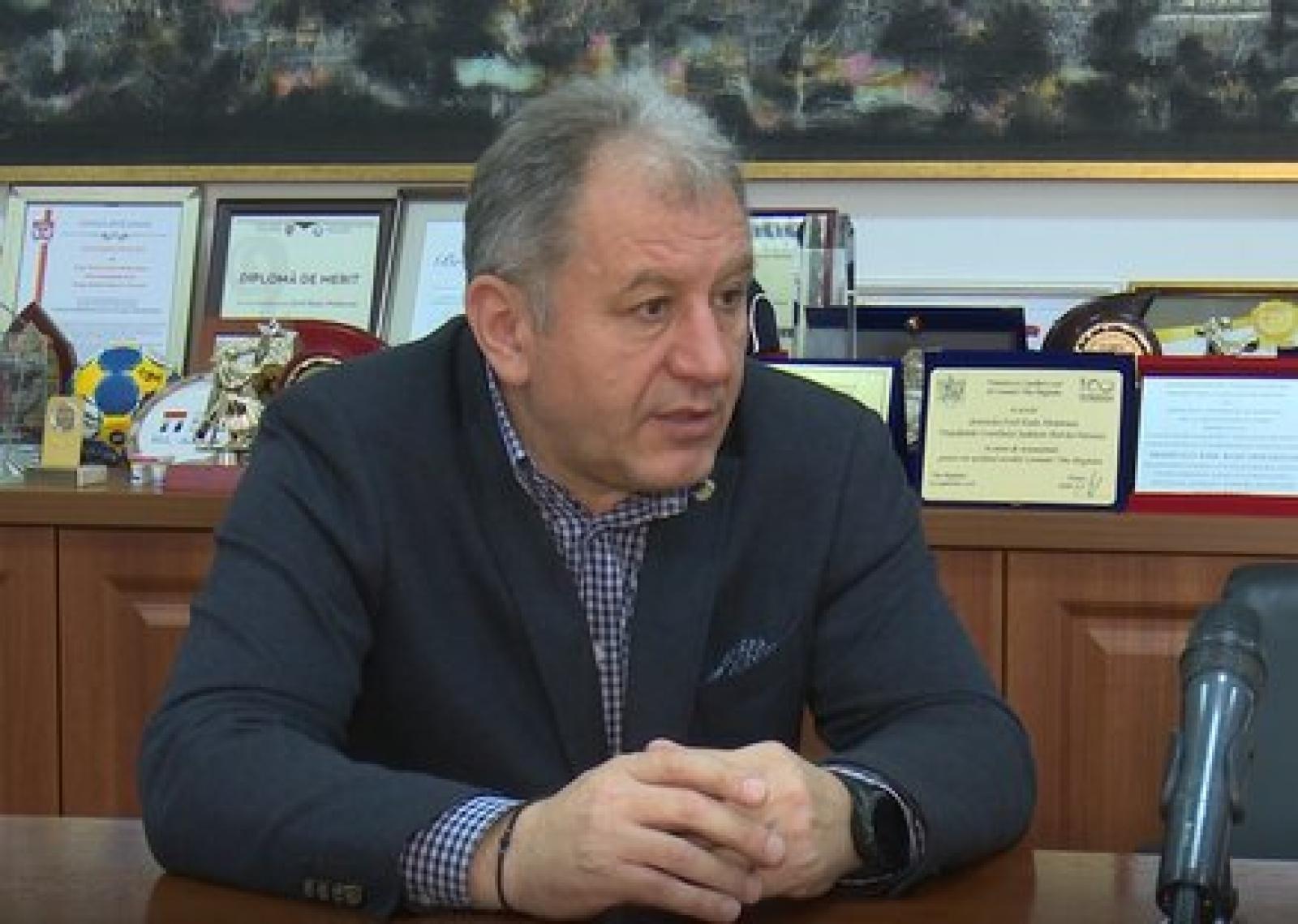 "RADU MOLDOVAN: ,,DOMNULE PRIMAR, SALVAȚI GLORIA BISTRIȚA!"""