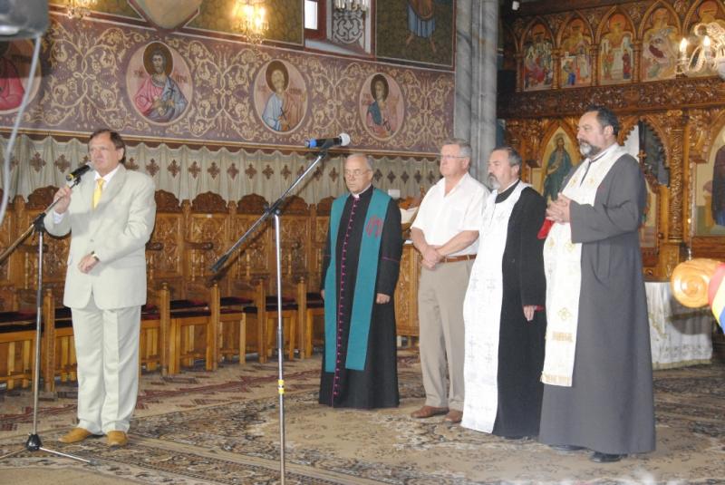 Reuniune Corala de Muzica Religioasa -Bartolomeu Anania-  11-12 Mai 2013