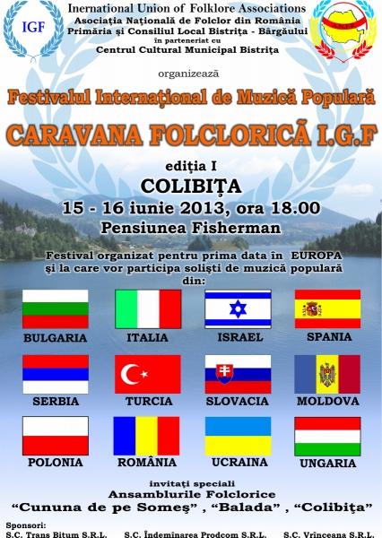 CARAVANA FOLCLORICA I.G.F