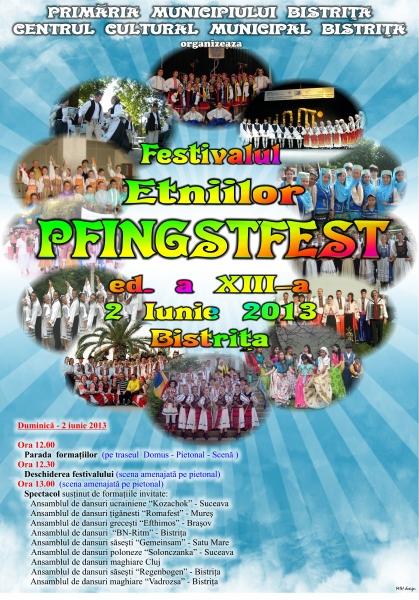 PFINGSTFEST 2013