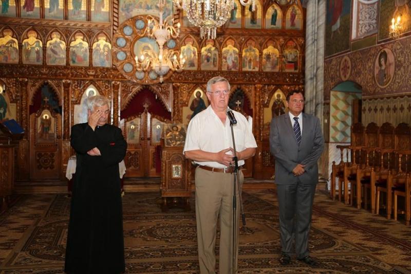 """REUNIUNEA CORALĂ DE MUZICĂ RELIGIOASĂ """"BARTOLOMEU ANANIA"""", EDIȚIA A VI-A"""