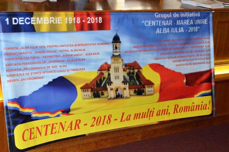 CENTENARUL MARII UNIRI SĂRBĂTORIT LA VIENA ÎN MAI 2018