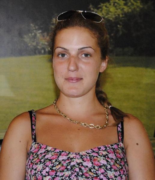 MARIA PETKOVA - BULGARIA