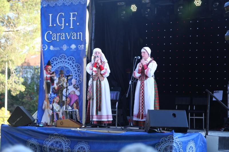 Rima Viederienė și Jurate Garnelienė din Lituania