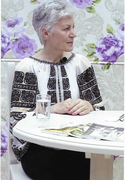 POEM RECITAT ÎN CADRUL FESTIVALULUI INTERNAȚIONAL DE POEZIE ONLINE - MARILENA TOXIN, BISTRIȚA