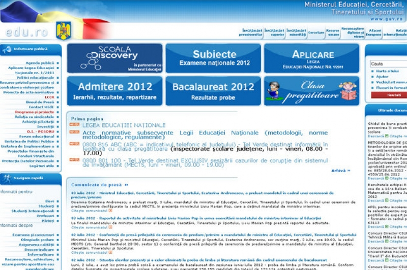 REZULTATE BACALAUREAT 2013 – BISTRIŢA NĂSĂUD PROMOVABILITATE 58,31%
