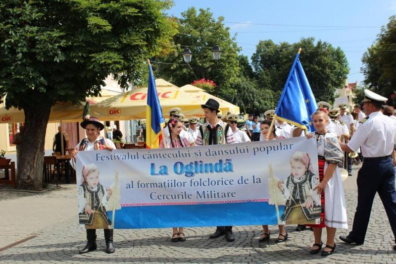 """""""LA OGLINDĂ""""- UN FESTIVAL OSTAȘESC  AL CÂNTECULUI ROMÂNESC, AL COSTUMULUI TRADIȚIONAL ȘI AL HOREI PRIETENIEI!"""