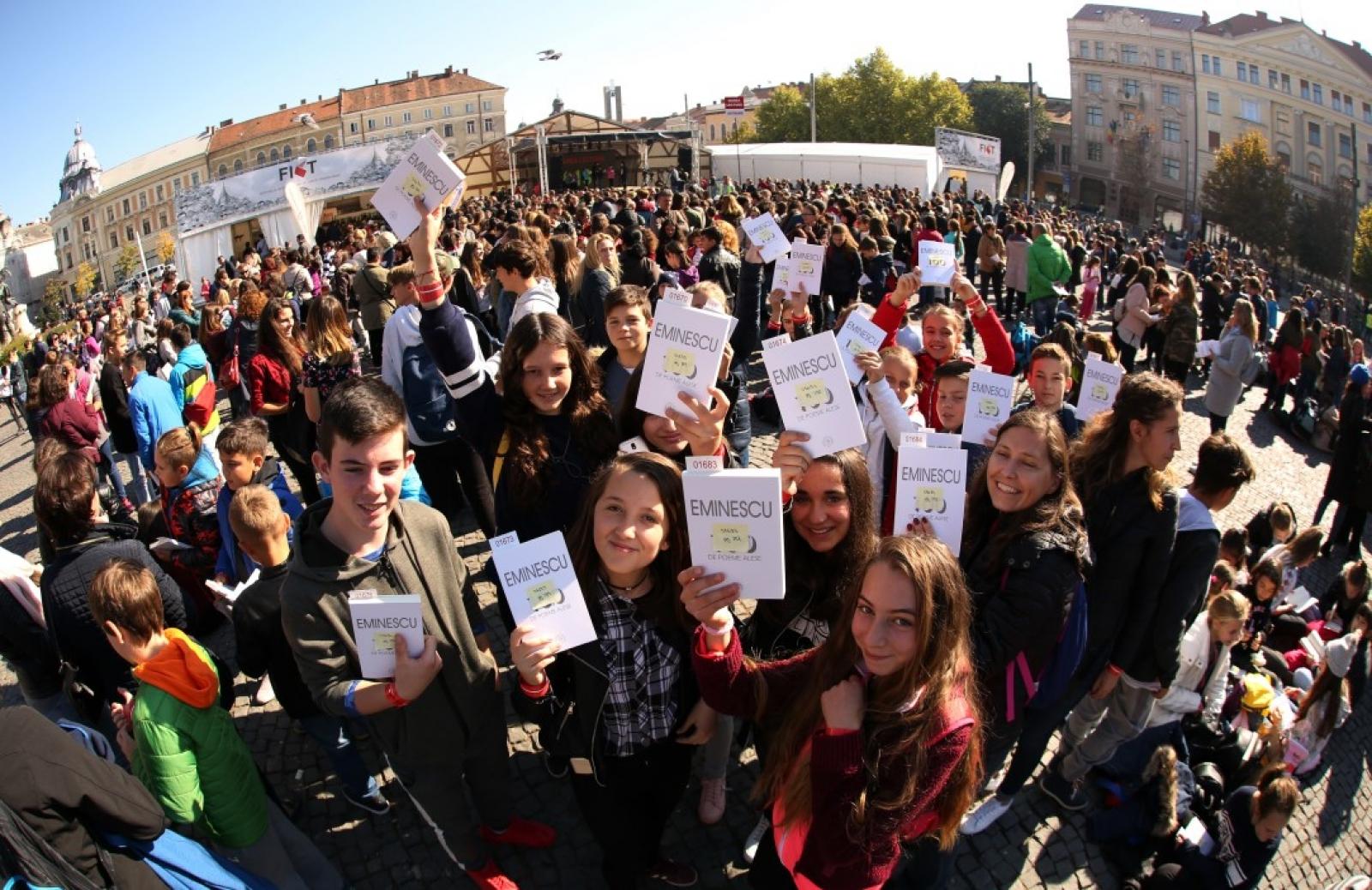 transilvaniareporter.ro: UN FESTIVAL DE EXCEPȚIE