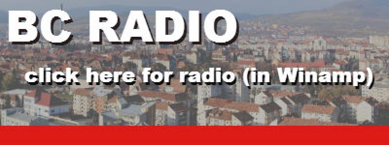 """ASTĂZI LA """"RADIO BC"""", INVITAT SPECIAL CRISTIAN POMOHACI"""