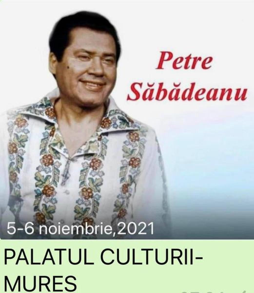 FESTIVALUL-CONCURS ,,PETRE SĂBĂDEANU