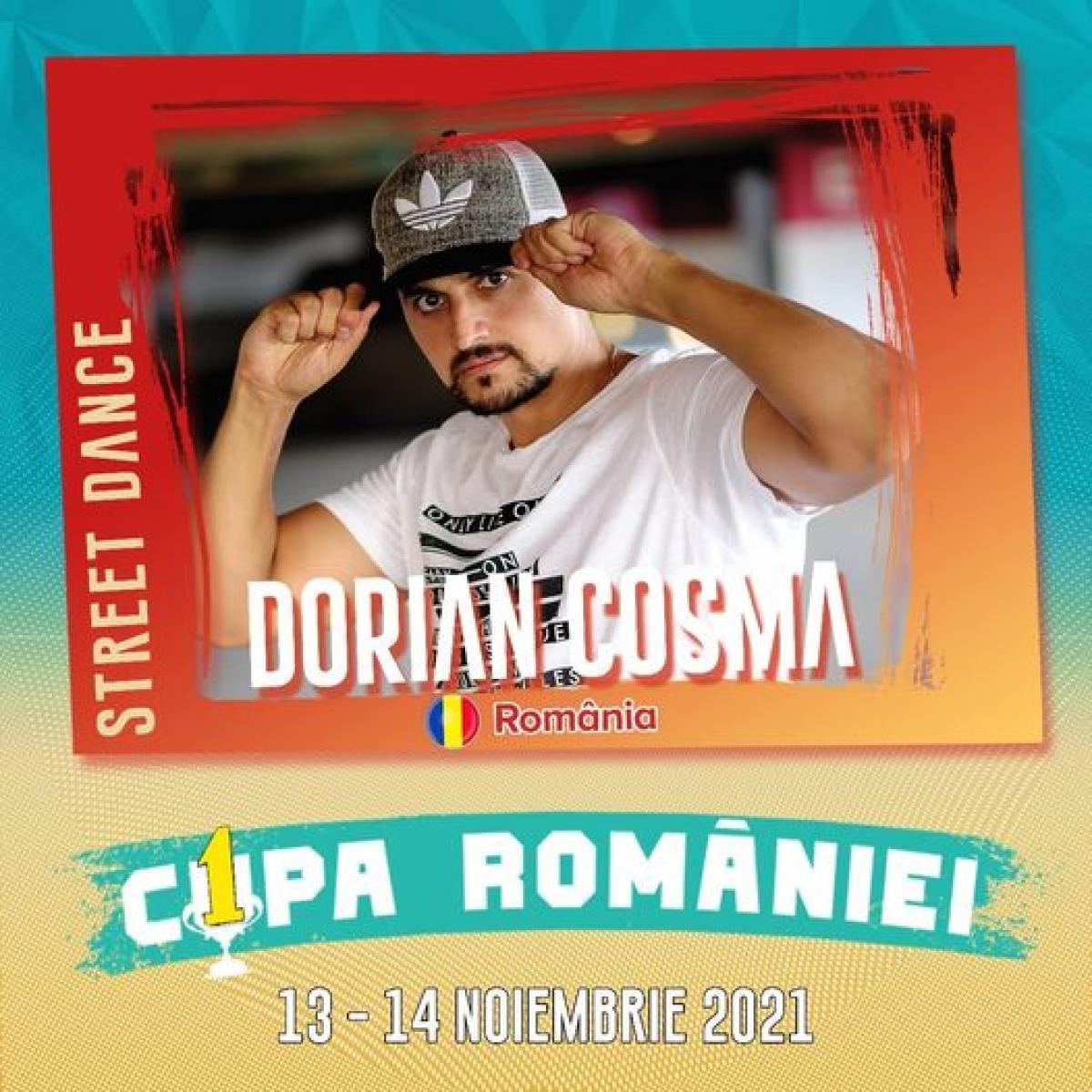 STREET DANCE: CUPA ROMÂNIEI SE VA DESFĂȘURA ÎN PERIOADA 13-14 NOIEMBRIE