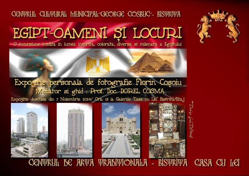 EGIPT - OAMENI ȘI LOCURI !