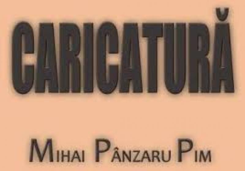 EXPOZIȚIA DE CARICATURĂ POLITICĂ MIHAI PÂNZARU PIM ÎN HOLUL HOTELULUI METROPOLIS BISTRIȚA!