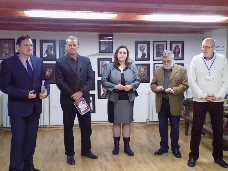 """FESTIVALUL DE TEATRU ȘI LITERATURĂ """"LIVIU REBREANU"""" EDIȚIA A XI-A, A DEBUTAT CU SUCCES !"""