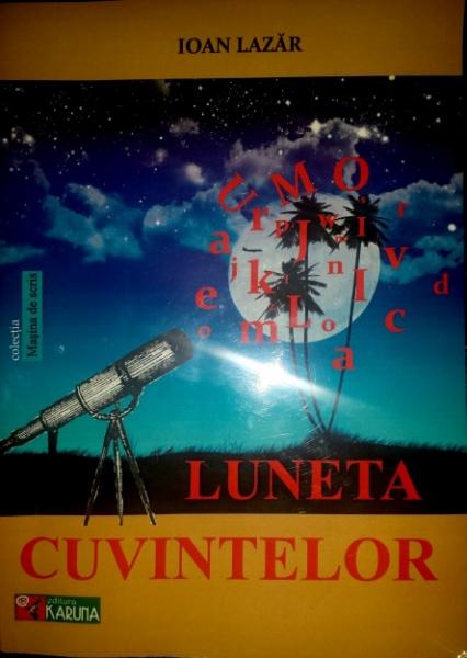 """""""LUNETA DE CUVINTE"""""""
