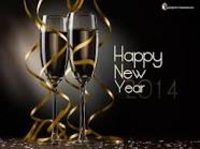 HAPPY NEW YEAR ! ! !