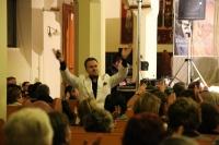 SALĂ PLINĂ OCHI LA SPECTACOLUL DEDICAT ZILEI CULTURII NAȚIONALE