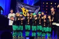 """X-STYLE KIDS"" ȘI  ""REBORN DANCE STUDIO"" VOR REPREZENTA  ROMÂNIA LA FAZA MONDIALĂ DE HIP-HOP"
