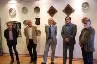 """""""Arta metalului"""", din colecţia personală a bistriţeanului Florin Coşoiu spre încântarea tuturor"""