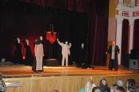 Stagiunea teatrală bistriţeană